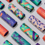 Colorful And Vibrant Patterns Make The Packaging Of Niche Tea Stand Out From The Crowd