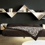 A Single Post Makes This Bed Appear To Float