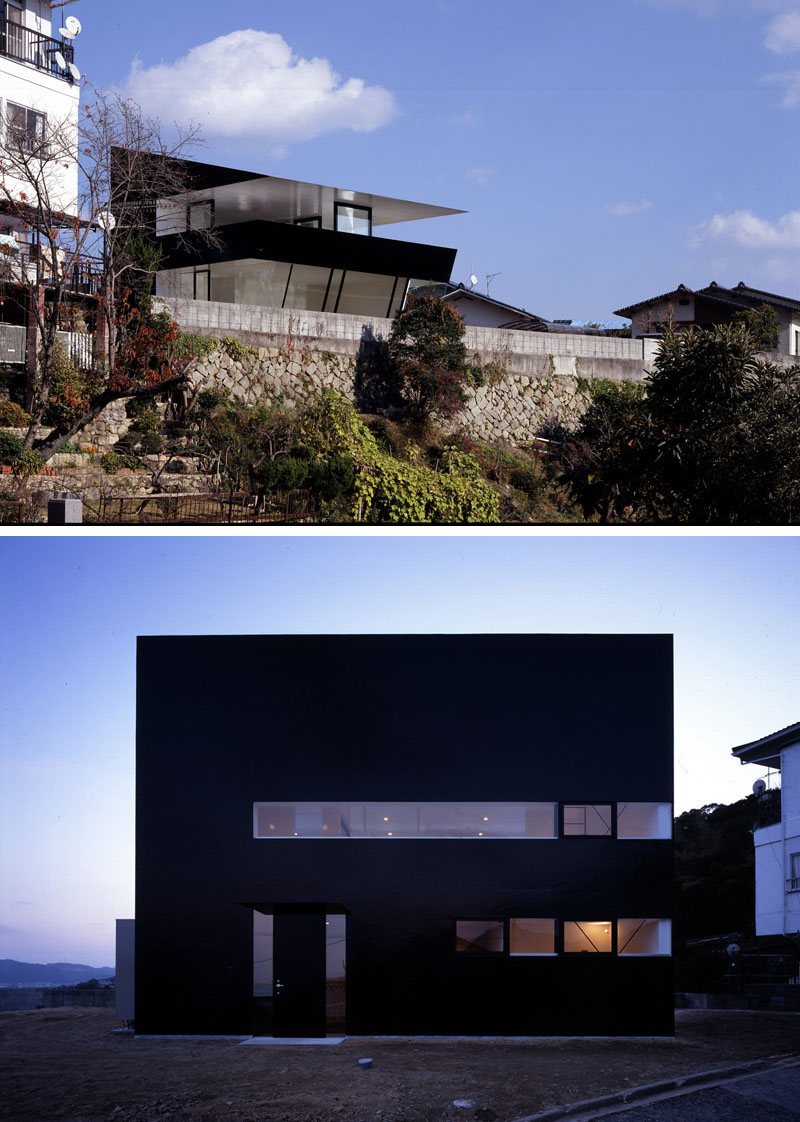 Modern House Exterior: 14 Examples Of Modern Houses With Black Exteriors