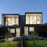 Chan Architecture Have Designed A Couple Of Townhouses In Melbourne