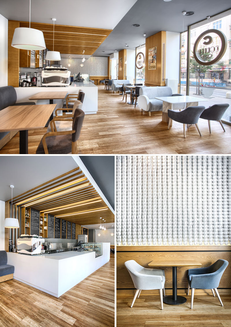 14 creatively designed european cafes that will make you - Cafe interior design ...