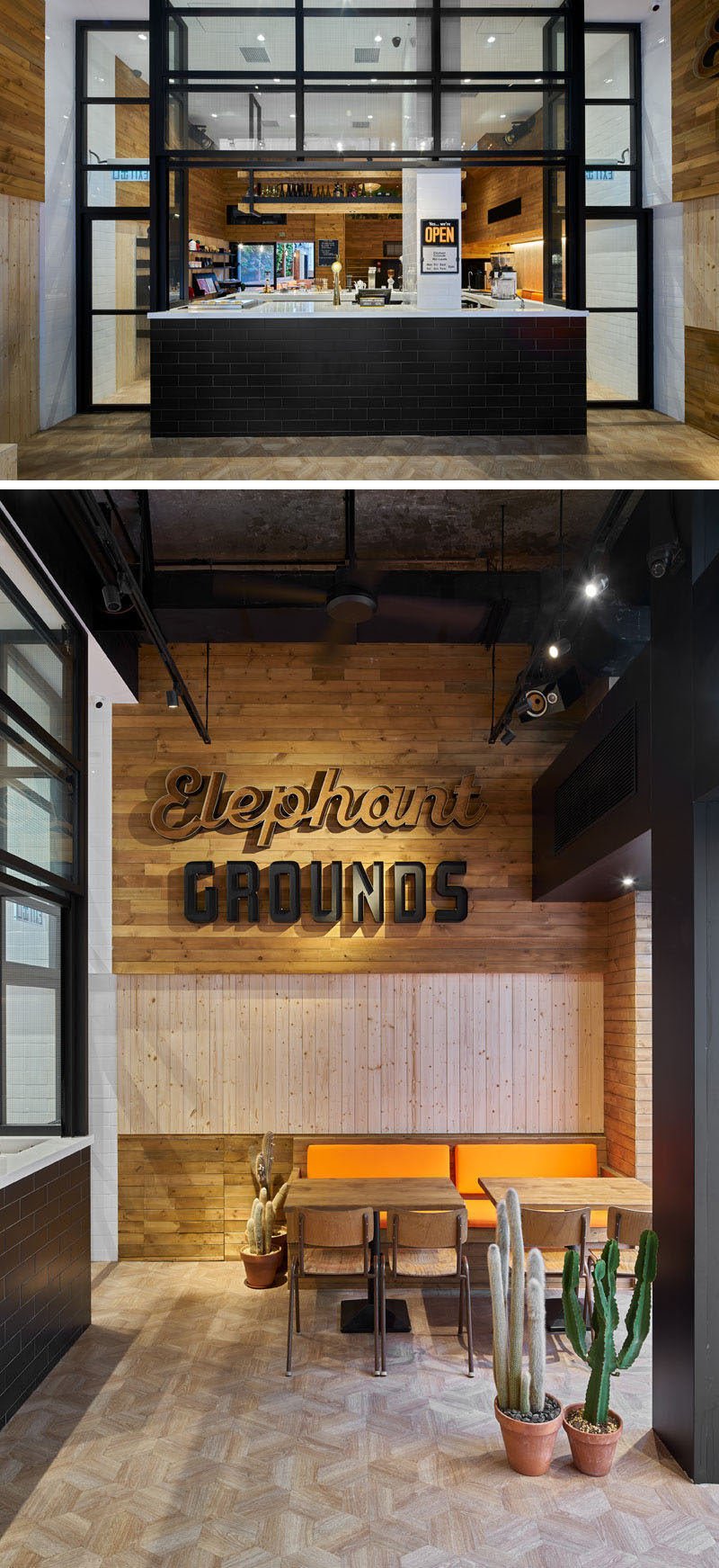Elephant Grounds Have Opened Their Latest Coffee Shop In
