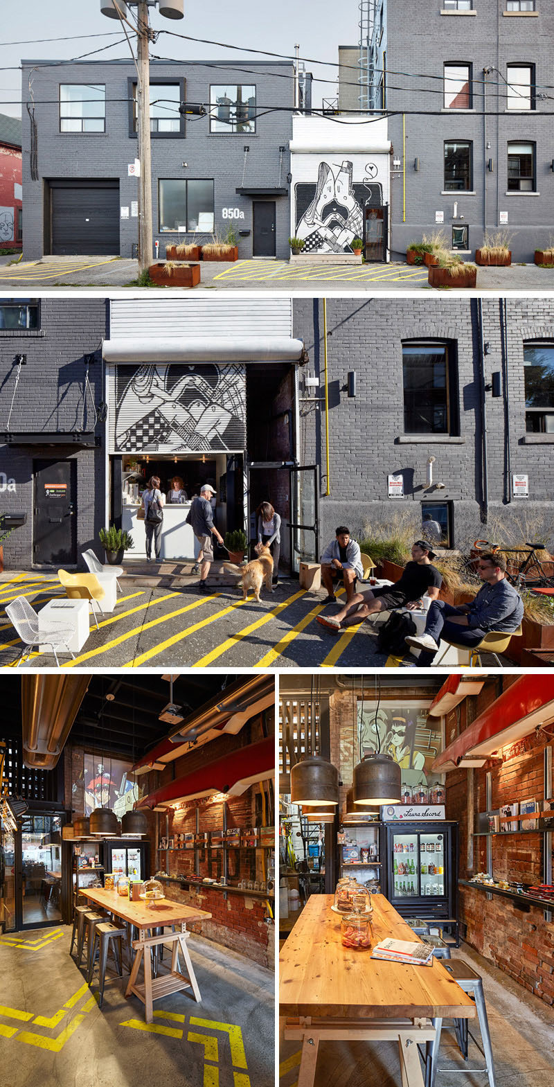 10 North American Coffee Shops That Are Distinctive In