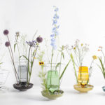 These Colorful Glass Vases Put The Flower Stems On Display