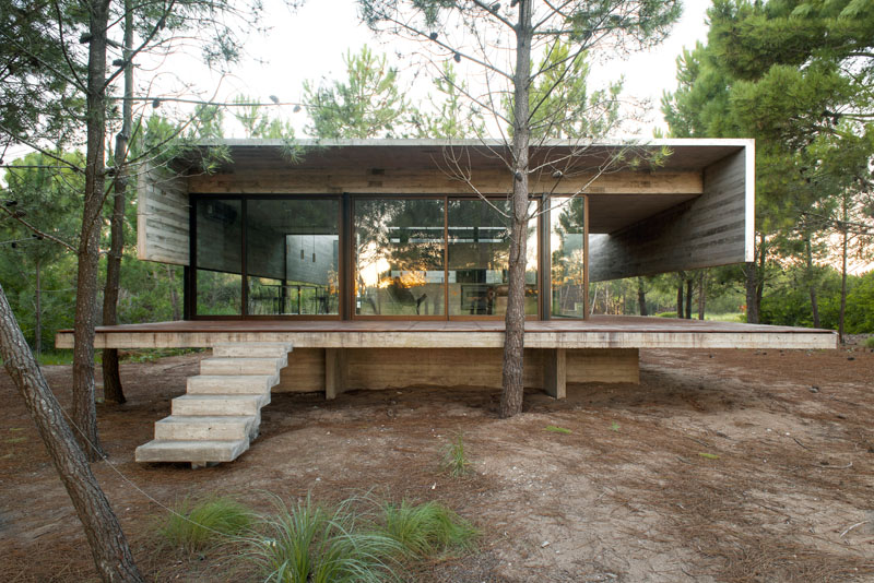 This Argentinian House Is Made Almost Entirely Of Concrete