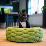 These Woven Pet Beds Give Your Fur Friends A Secure Place To Sleep