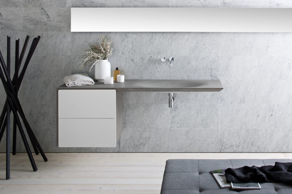 This Seamless Sink Made From Stone Is Both Sophisticated And Durable