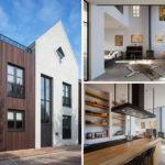 A Modern Barn Inspired House In Amsterdam By Hoyt Architecten