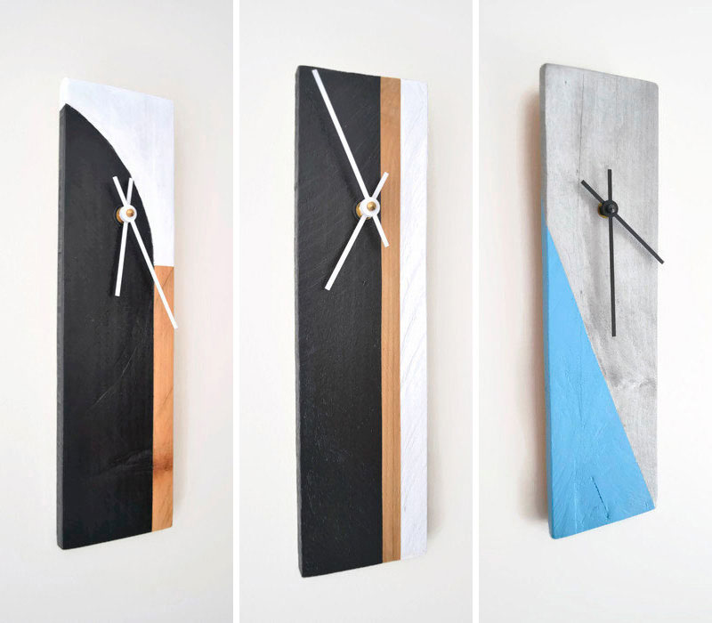 14 Modern Wood Wall Clocks To Spruce Up Any Decor CONTEMPORIST