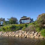 This House Takes Advantage Of Its Elevated Views Of The Coastline