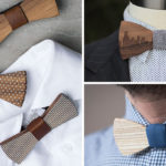 8 Wood Bow Ties That Offer A Twist To The Traditional