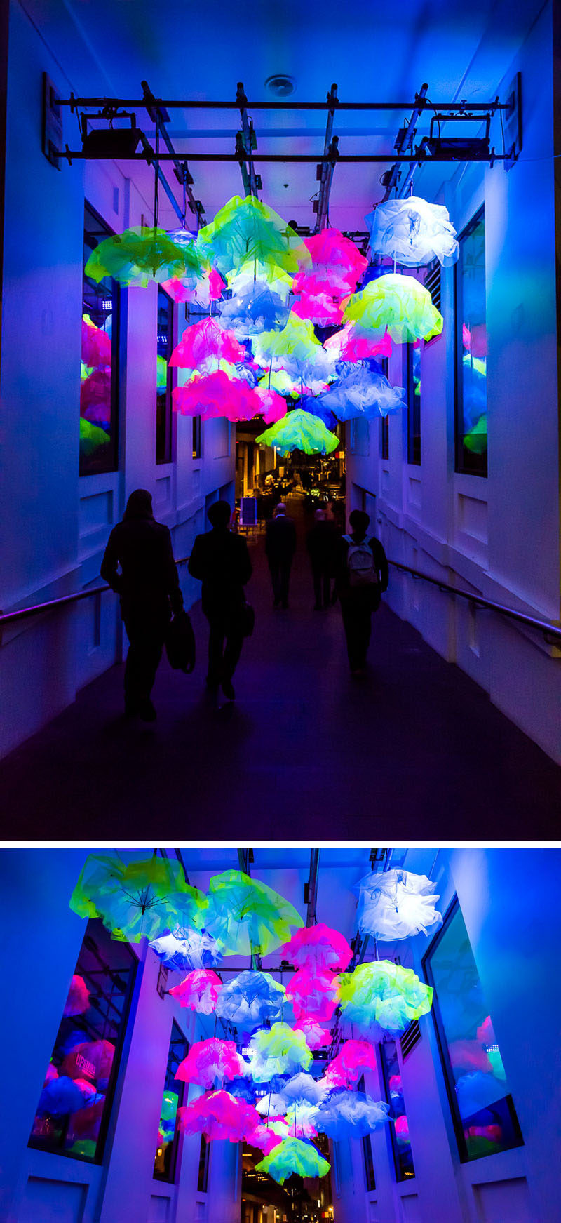 Vivid Sydney Lights Up The City With Colorful