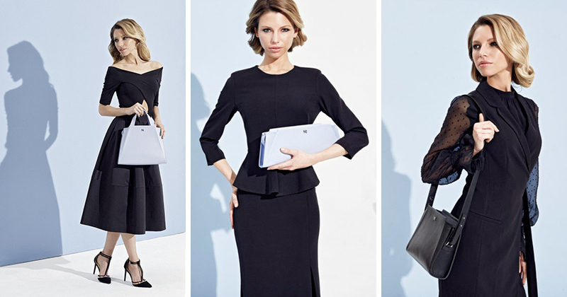 AGNESKOVACS, a Budapest based fashion brand, has launched Silhouette, a new line of modern women's bags.