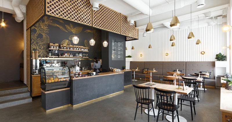 Black Tie Coffee Shop