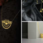 This Jewelry Is Inspired By Architectural Floor Plans