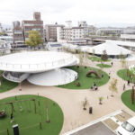 The Cofufun Plaza Is A Unique Place To Gather With Friends In Japan