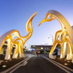 McBride Charles Ryan Have Designed The Saigon Welcome Arch In Melbourne