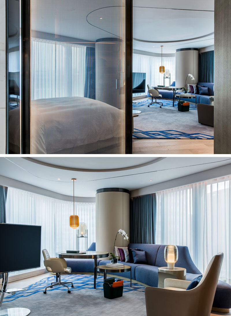 Hotel Interior: 27 Photos Inside The New InterContinental Beijing Sanlitun