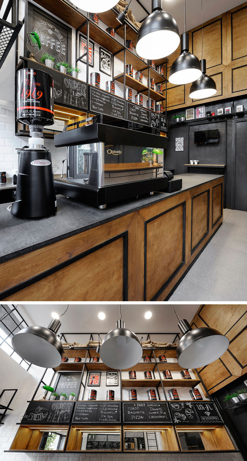 Andreas Petropoulos Has Designed A Small Takeaway Coffee