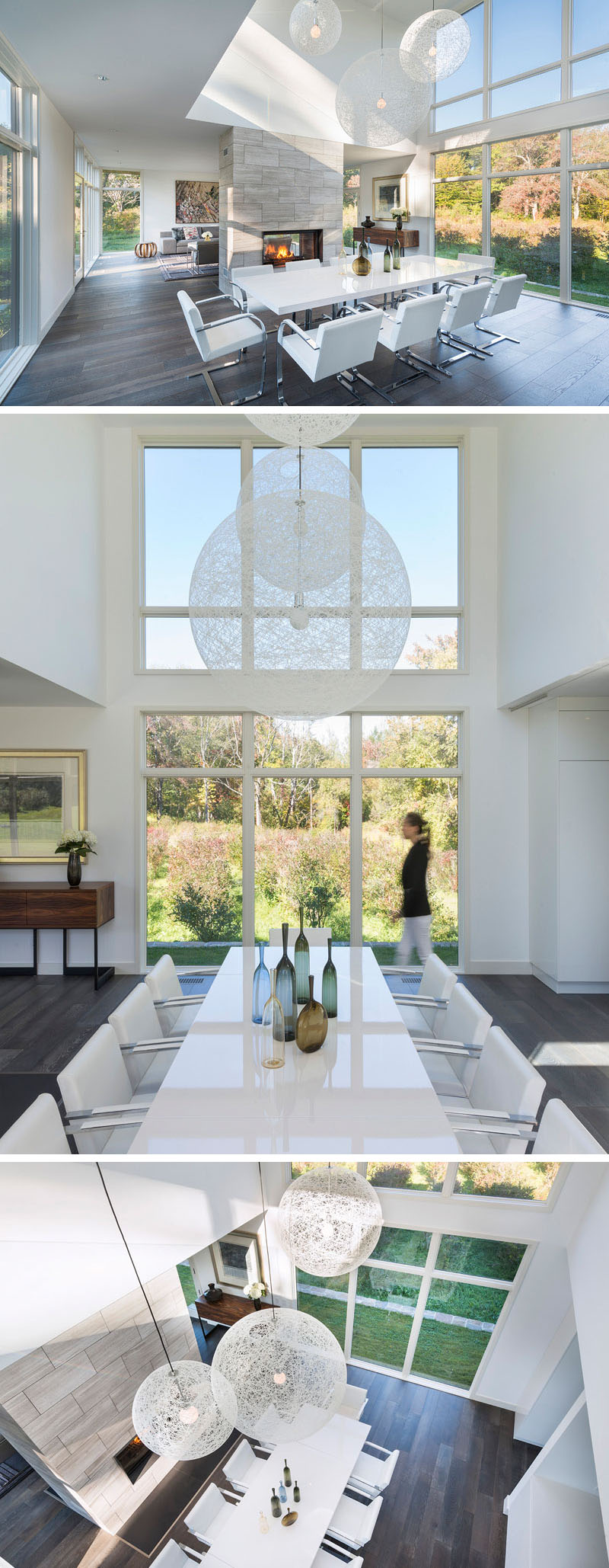 Contemporist A New Family Home In Massachusetts Surrounded By A Blueberry Farm Contemporary