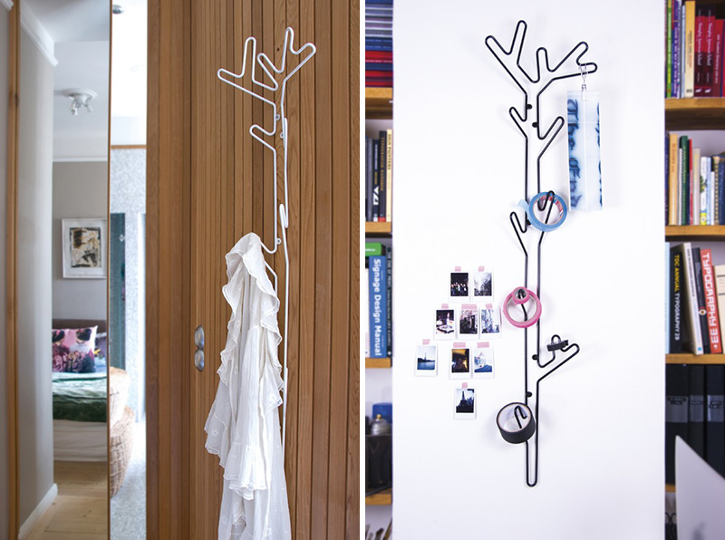 These Nature Inspired Wall Hooks Are A Creative Twist To The ...