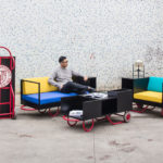 A Collection Of Movable Furniture Has Been Designed For Cornell University