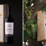 This Wood Wine Box Packaging Can Be Reused As A Bird House