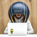 This Oversized Helmet Is Designed To Block Out Noise In The Workplace