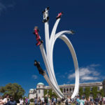 Gerry Judah Designs The Central Feature At Goodwood Festival Of Speed 2017