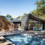 Atelier du Pont Design A New Holiday House In Cap Ferret, France