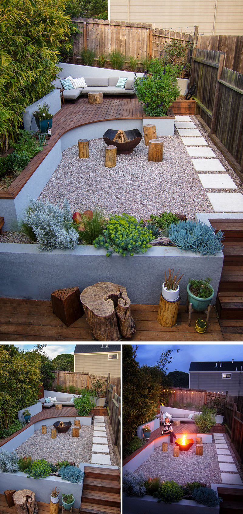 Contemporist this small backyard in san francisco was for Landscape design ri