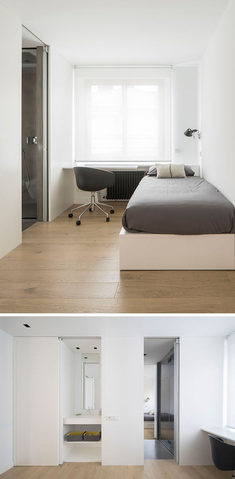 susanna cots has designed the interiors of a large apartment in