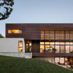 This Modern Lodge Sits Lakeside In Missouri