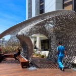 "This ""Healing Garden"" Was Added To A Medical Center In Los Angeles"