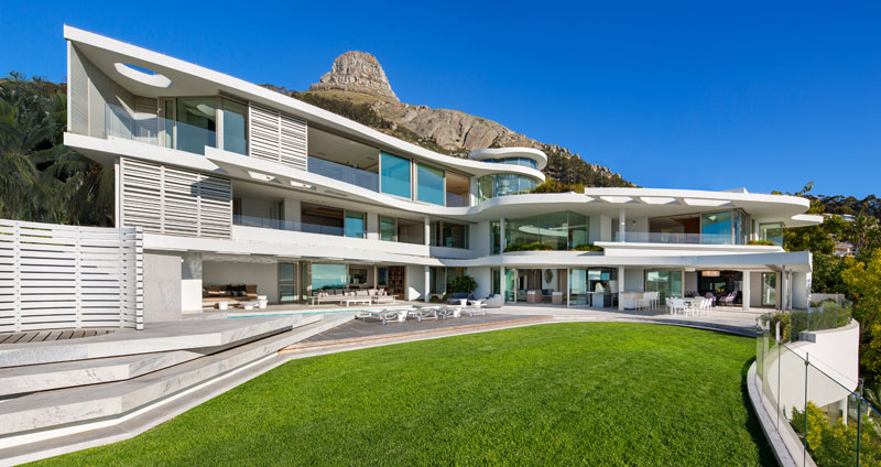 The Lions View House By Arrcc And Saota Contemporist