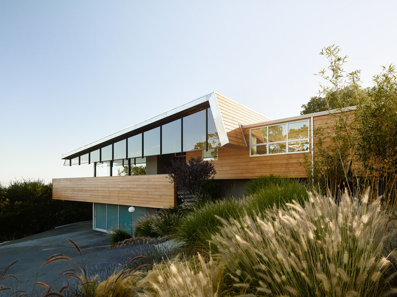 A Contemporary Redesign For A Mid-Century Home In Los Gatos, California