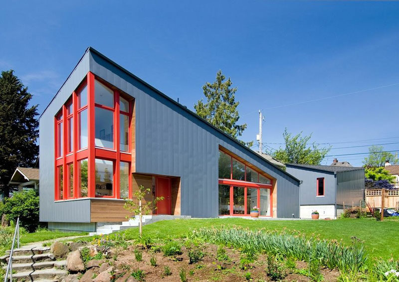 Stettler Design Together With Paul Michael Davis Architects, Have Recently  Completed A New House In