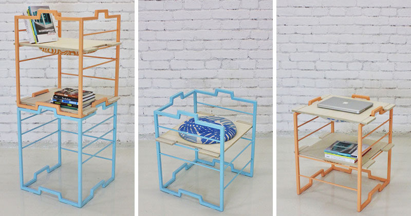 Slovakian Design Student Jana Lukcova, Has Created BLOK 3/1, A Piece Of