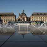 Pablo Reinoso Has Installed Seven Sculptural Spaghetti Benches In Bordeaux