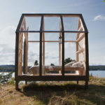 5 People Will Spend 72 Hours In These Cabins To Study The Health Effects Of Living In Swedish Nature