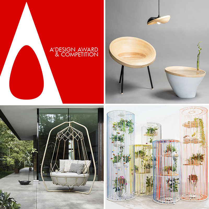 Award Winning Furniture Designs From The A' Design Award & Competition