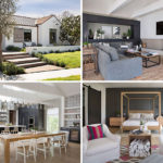 A Contemporary House In California Was Designed With Farmhouse Elements Throughout