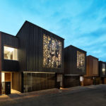 Artistic Laser Cut Screens Are A Creative Feature On These Homes In Australia