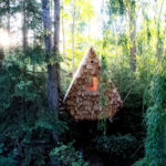 This Birdhut In The Canadian Forest Can Sleep Two People And 12 Birds
