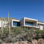 This Modern Hillside House In Arizona Has Its Own Private Art Gallery