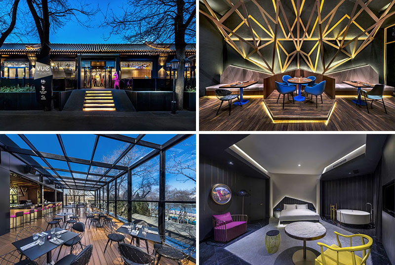 The Flagship VUE Hotel Has Opened In Beijing