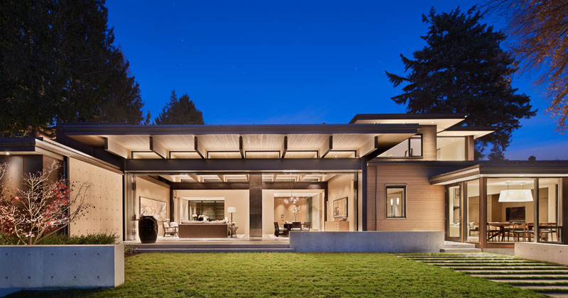 The Union Bay Residence By Deforest Architects Contemporist