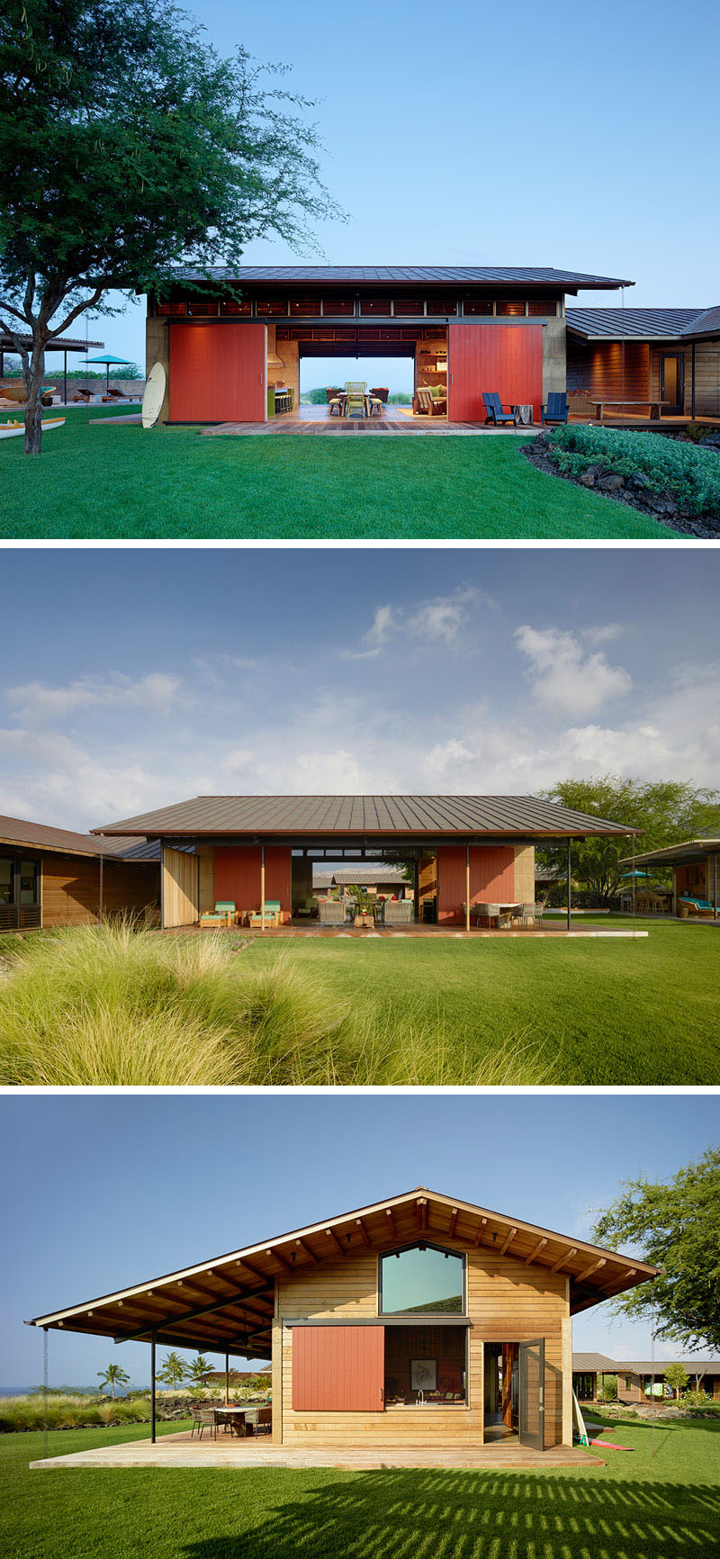 The kahua kuili house by walker warner architects ·