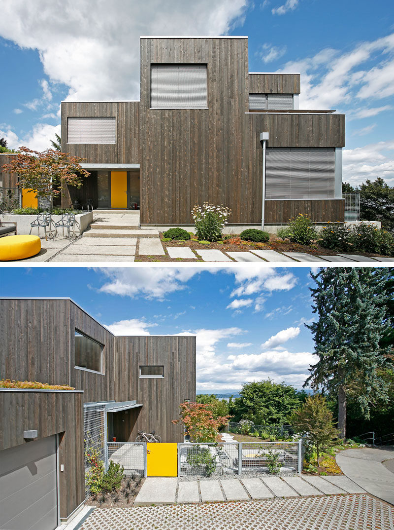 Madrona Passive House By SHED Architecture & Design