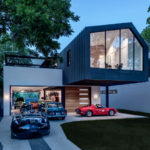 This New House In Texas Was Designed To Include A Collector Car Showroom